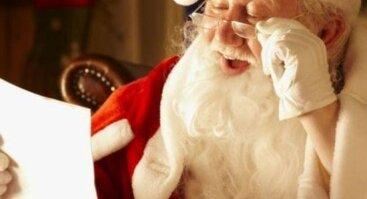 """Spektaklis vaikams """"Tikroji Kalėdų Senelio istorija"""""""