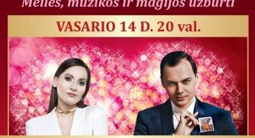 "Šv.Valentino diena restorane ""Svarstyklės"""