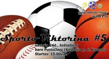 Sporto viktorina