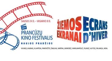 Prancūzų kino festivalis Žiemos ekranai