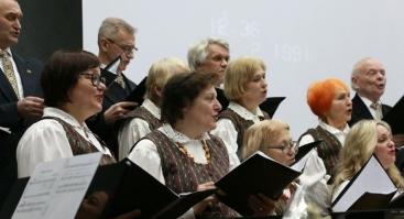 "Koncertas ""Lietuviais esame mes gimę"""
