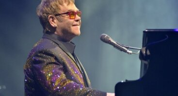 "Elton John ""Wonderful Crazy Night"""