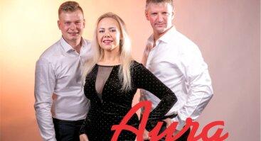 Groja populiariosios muzikos grupė AURA
