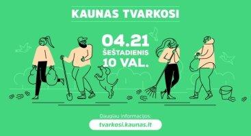 KAUNAS TVARKOSI 2018