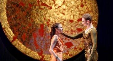 """Baletas """"Eglė žalčių karalienė"""""""