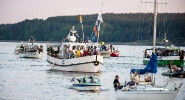 Klaipėdos laivų paradas