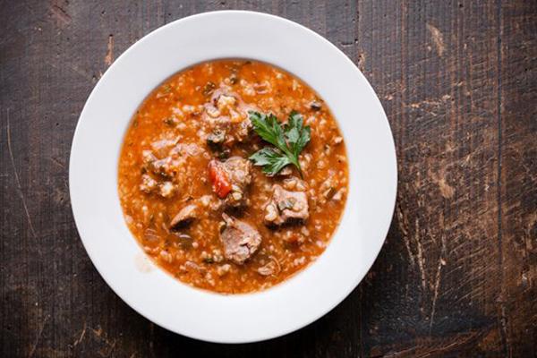 """Gruzinų virtuvės patiekalų mokymai """"Gruzinai verda sriubą"""""""
