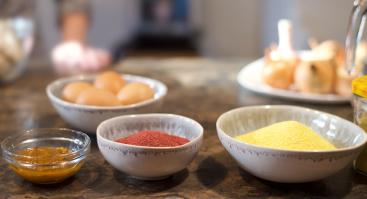 """Gruzinų virtuvės patiekalų mokymai """"Jautienos patiekalai: klasika"""""""