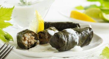Gruzinų virtuvės patiekalų mokymai ĮDARYTOS SU MĖSA DARŽOVĖS. KLASIKA