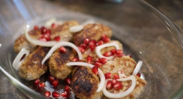 """Gruzinų virtuvės patiekalų mokymai """"Maltos mėsos patiekalai"""""""