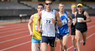 Bėgimo treniruotė