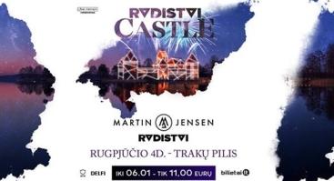 """Elektroninės muzikos naktis """"Radistai Castle"""""""