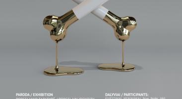 """Tarptautinio kaulinio porceliano simpoziumo paroda """"Porceliano tapatybė"""""""