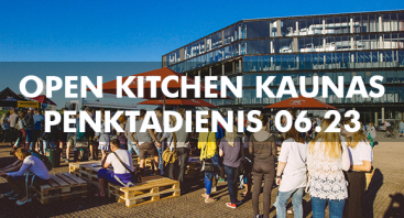 Open Kitchen Kaunas 06.23