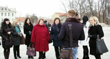 """Ekskursija """"Nuodėmių miestas"""" Vilniuje"""