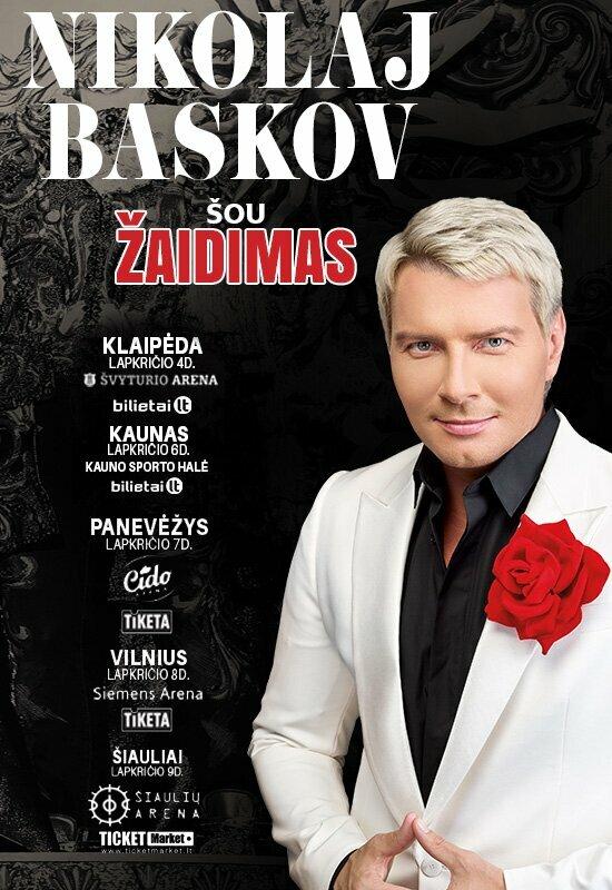 Nikolajus Baskovas