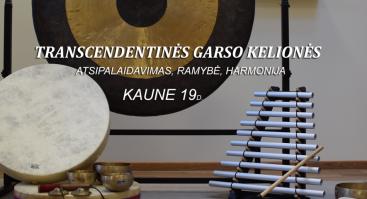 Transcendentinio Garso Kelionė Kaune