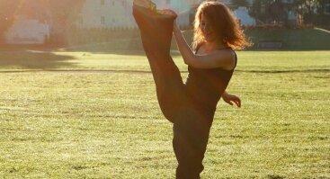 IŠŠOKTI SAVE - šokio ir judesio terapijos ciklas su Rasa Biriete.