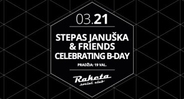 Stepas Januška & Friends