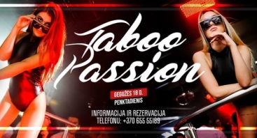 TABOO Passion
