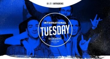 INTERNATIONAL TUESDAY