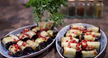 """Gruzinų virtuvės patiekalų mokymai """"Baklažanai: improvizacijos"""""""