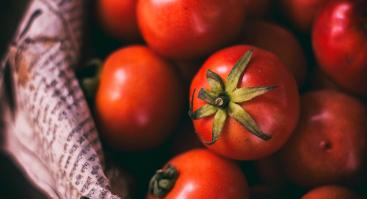 """Gruzinų virtuvės patiekalų mokymai """"Pomidorai: klasika"""""""