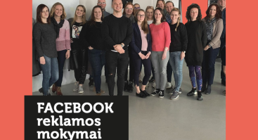 Facebook reklamos mokymai