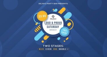 Loud & Proud Party