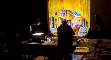 Stalo teatras: Sekretai iš būtųjų laikų