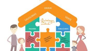 Seminaras poroms Bendras Šeimos Tikslas ir Vizija