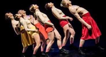 """Low Air: gatvės šokio spektaklis """"ŠVENTASIS PAVASARIS"""""""