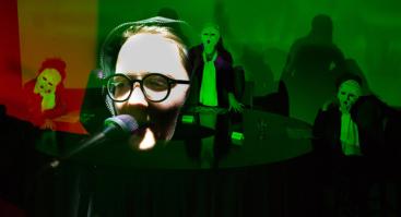 """Apeirono teatro spektaklis """"NEKROZĖ"""""""