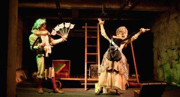 """Teatro """"Avilys"""" spektaklis šeimai """"Princesė ir kiauliaganys"""""""