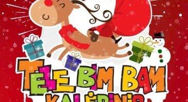 """""""Tele bim bam"""" kalėdinis koncertas"""