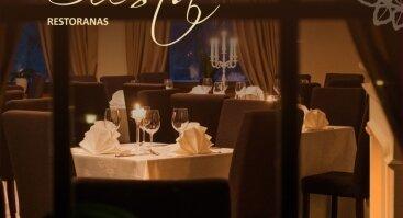 "Provanso vakaras restorane ""Siesta"""