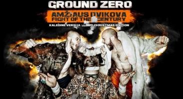 """Šokio spektaklis """"(G)ground zero"""""""