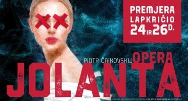 """Opera rusų kalba """"Jolanta"""""""