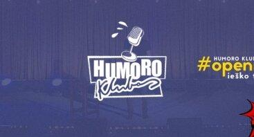 """""""Humoro klubo"""" atviras mikrofonas Kaune ir Wi Lly"""