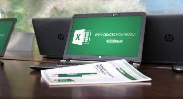 Excel kursai pažengusiems (buhalteriams, finansininkams, vadybininkams) 2017.05.16 , 2017.05.17 ir 2017.06.05