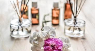 Aromaterapijos vakarėlis: kvapų kūrimas