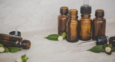 Aromaterapijos dirbtuvės