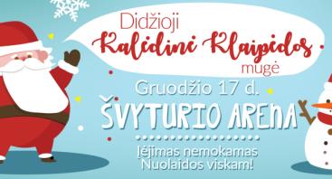 Didžioji Kalėdinė Klaipėdos mugė