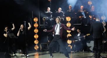 """Martynas Kavaliauskas ir Kauno Bigbendas """"Elvis Presley Show"""""""