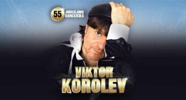 VIKTORO KOROLIOVO JUBILIEJINIS 55 METŲ KONCERTAS