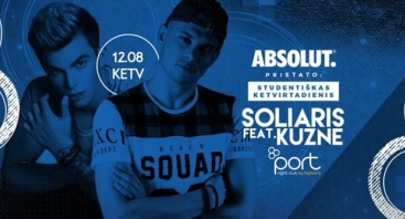 Soliaris Feat. Kuzne