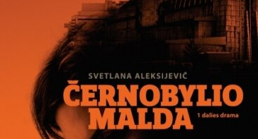"Spektaklis ""Černobylio malda"""