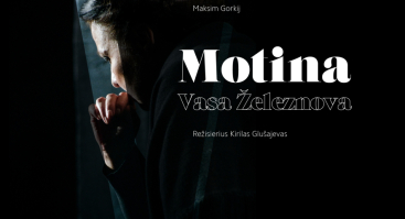 VMT spektaklis | MOTINA