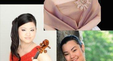 Reina Shibutani, Džana Tulenova, Aki Maeda
