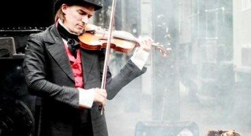 """Sergej Malov """"Paganinis - velniškasis smuikininkas?"""""""
